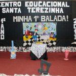 Festa de Confraternização do 1º ano - Ensino Fundamental I - 2013 - Minha Primeira Balada!