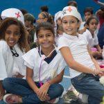 Fotos: Desfile de profissões do Ensino Fundamental I.