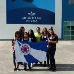 Galeria dos esportes do Santa: Os times, abertura do Intercolegial e um encontro com as atletas do Rexona.