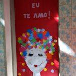 Fotos: O Ensino Fundamental I se veste para homenagear as Mães.