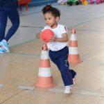 XVIII Jogos Internos - Educação Infantil se diverte pra valer!