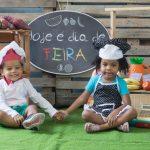 """Galeria """"Hoje é dia de Feira!"""" na Educação Infantil."""