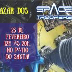 Participe do Bazar dos Spaces! É nesta sexta (23/2)!