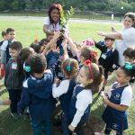 Educação Infantil se diverte e aprende na Ilha das Flores! Veja galeria de fotos.