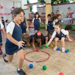 Brincar com objetivo: a importância das aulas de psicomotricidade.