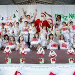 Relembre a festa de Natal da Educação Infantil!!!