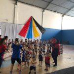 XX Jogos Internos da Educação Infantil!