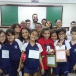 4º ano do EF1 participa de tarde de formação com tema empatia.