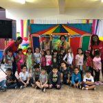 Pic Caramelo e Paçoquinha animam a Semana da Criança na Educação Infantil!
