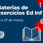 ATIVIDADES EXTRAS EDUCAÇÃO INFANTIL